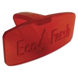 ECO FRESH TOILET BOWL CLIP - Spiced Apple (12/box) - D7662
